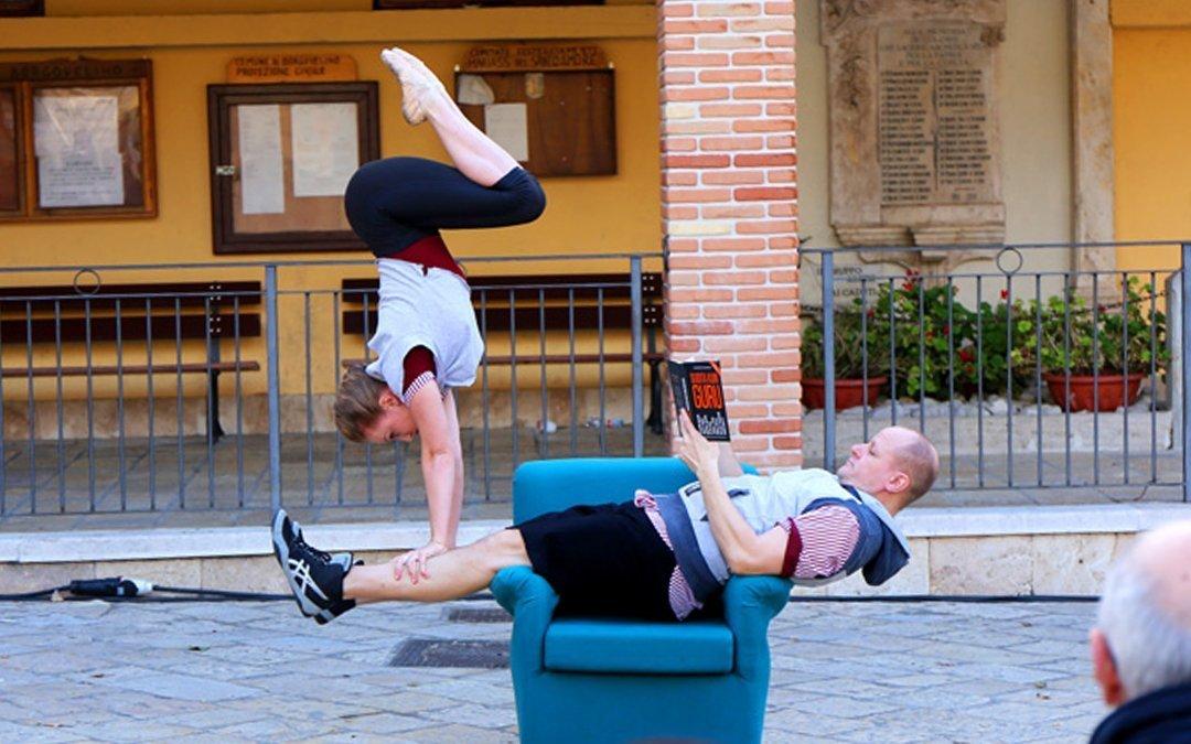 Tra tricks, acrobazie e amore per il Carnevale 2020 nella Valle del Velino