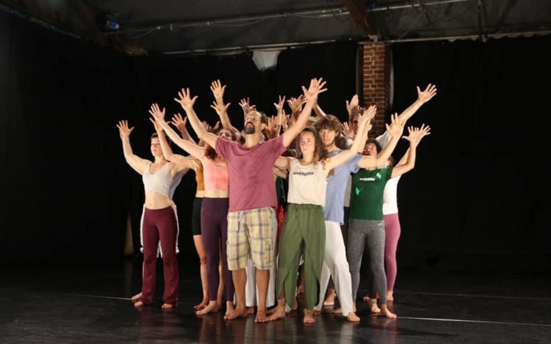 """Erasmus+ Project """"Dance and theatre education in dialogue with the global south"""""""